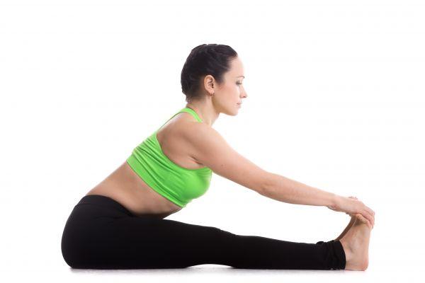 Paschimottanasana Yoga Pose