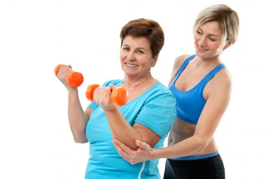 shutterstock_exercise ladies