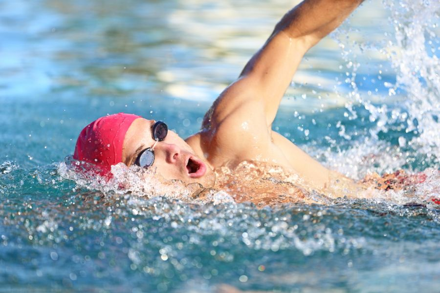 shutterstock_swimmer
